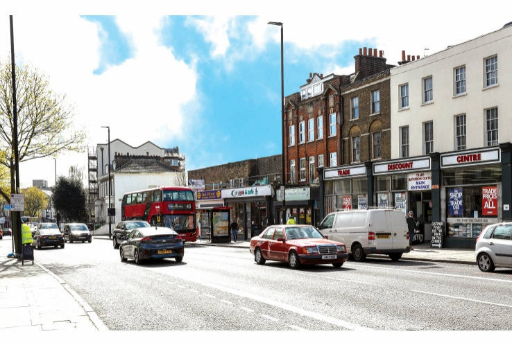541 Holloway Road<br>London<br>N19 4BT