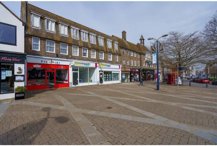 2, 2a, 3, 3a & 3b Grand Parade<br>High Street<br>Crawley<br>West Sussex<br>RH10 1BU