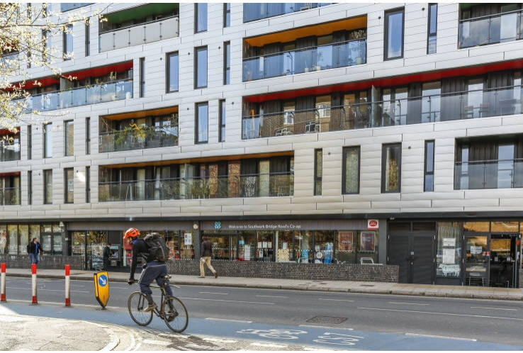 Coop Convenience Store<br>136 Southwark Bridge Road<br>London<br>SE1 0DG