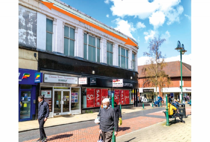 77, 79-83 Market Street<br>Crewe<br>Cheshire<br>CW1 2HB