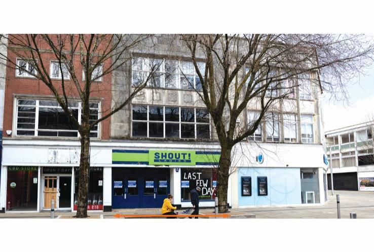 261 Oxford Street<br>Swansea<br>Wales<br>SA1 3BR