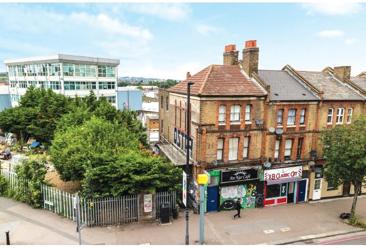 341 & 343 Seven Sisters Road and 2-4 Tewkesbury Road, Stamford Hill, London, N15 6RD