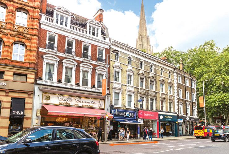 84-86 Kensington High Street, Kensington, London, W8 4SG