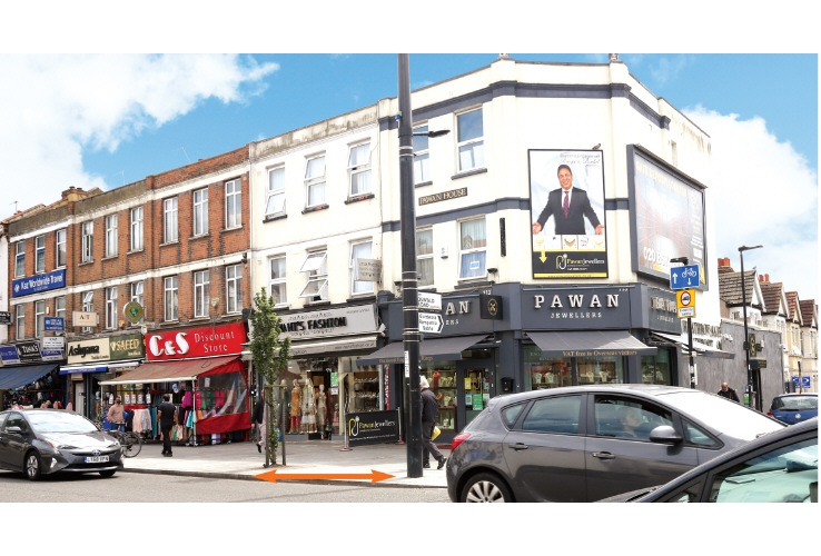 111 The Broadway, Southall, Middlesex, Greater London, UB1 1LN