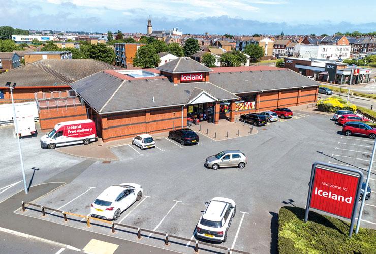 Iceland Foods, Chichester Road, South Shields, Tyne & Wear, NE33 4HF