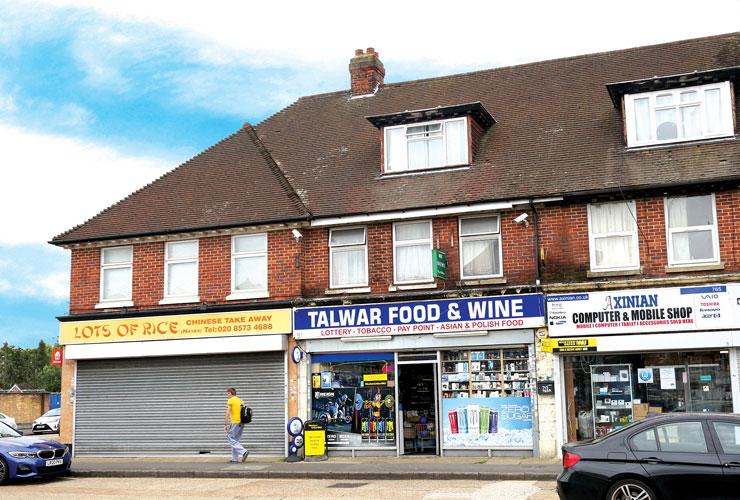 761 & 763 Uxbridge Road, Hayes, Greater London, UB4 8HY