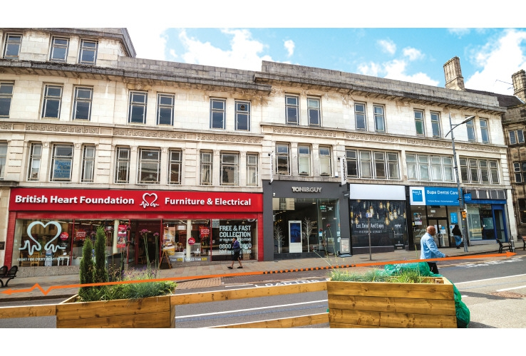 53 to 60 and 62 to 63 Victoria Street, Wolverhampton, West Midlands, WV1 3NX