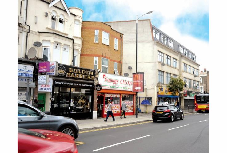 12 Goodmayes Road<br>Ilford<br>London<br>IG3 9UN