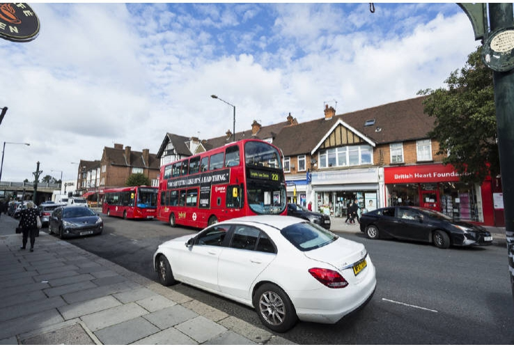 31, 31a and 31b The Broadway<br>Mill Hill<br>London<br>NW7 3DA