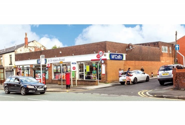 McColls, 257 St Helens Road (A579)<br>Bolton<br>Greater Manchester<br>BL3 3QA