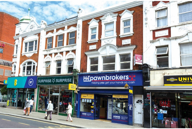 12 & 12A/C Cheapside<br>Wood Green<br>London<br>N22 6HH