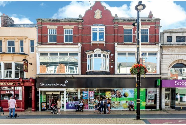 22 & 24 King Street<br>Bridlington<br>North Yorkshire<br>YO15 2DQ