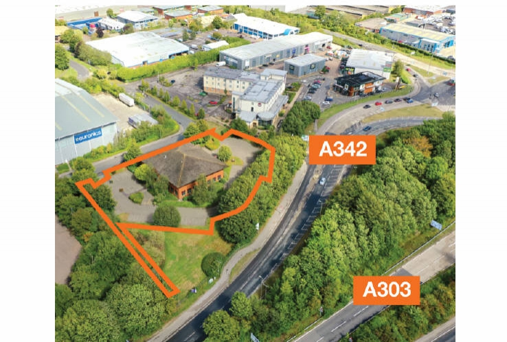 Eagle House<br>Joule Road<br>Andover<br>Hampshire<br>SP10 3UX