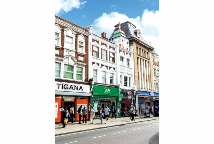9 & 9A/D Cheapside<br>Wood Green<br>London<br>N22 6HH