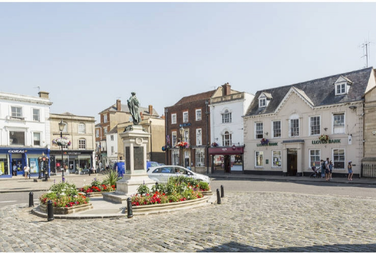 2 Market Place<br>Wallingford<br>Oxfordshire<br>OX10 0EJ