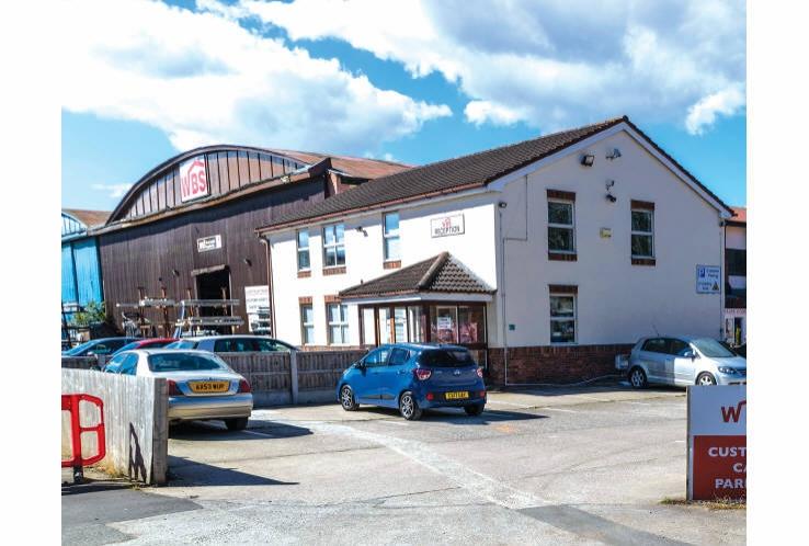 Unit 26B Deeside Industrial Estate,<br>Deeside<br>Flintshire<br>CH5 2LR