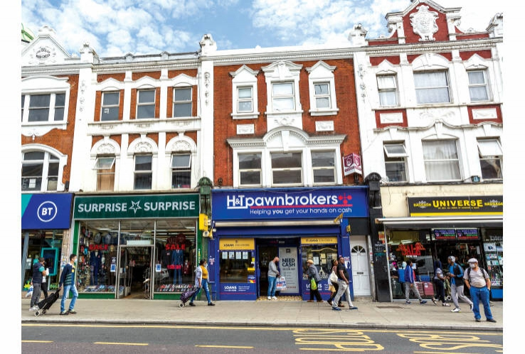 13 & 13A/B Cheapside<br>Wood Green<br>London<br>N22 6HH