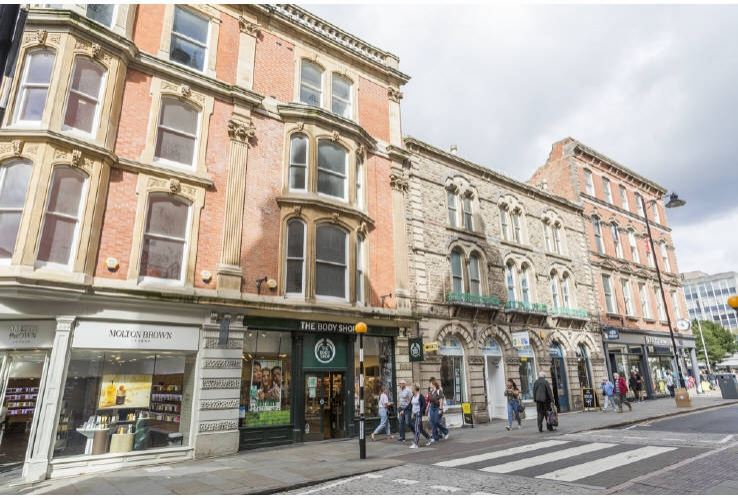 8-10 Bridlesmith Gate<br>Nottingham<br>Nottinghamshire<br>NG1 2GS