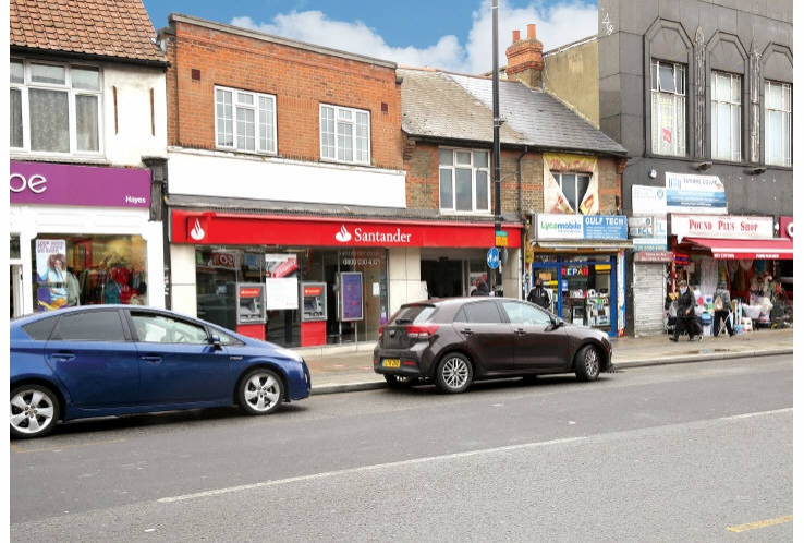 14 Station Road<br>Hayes<br>Middlesex<br>UB3 4DY