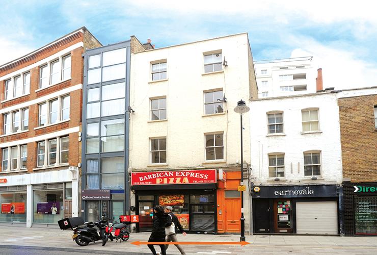131-133 Whitecross Street<br>London<br>EC1Y 8JL