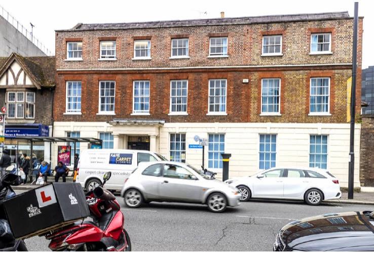 Old Bank House<br>64 High Street<br>Uxbridge<br>UB8 1JP