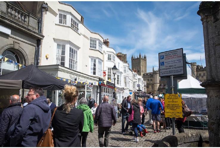 5 Market Place<br>Wells<br>Somerset<br>BA5 2RF