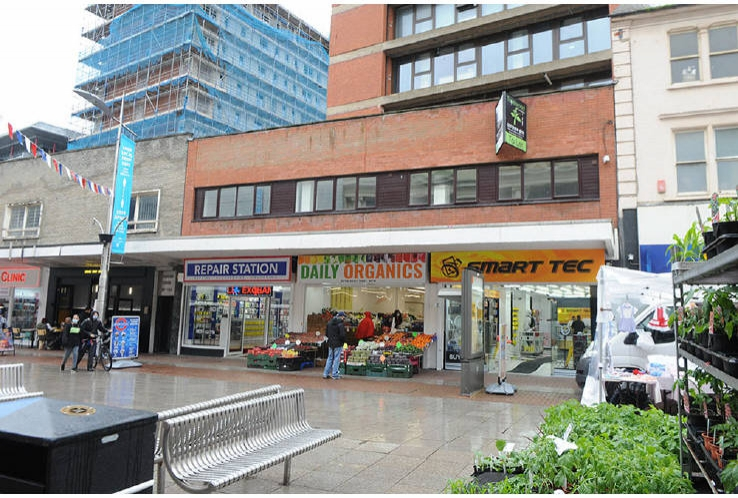 159-163 High Street<br>Southend-on-Sea<br>SS1 1LL