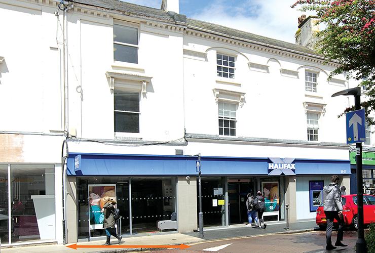 35 Courtenay Street<br>Newton Abbot<br>Devon<br>TQ12 2QL