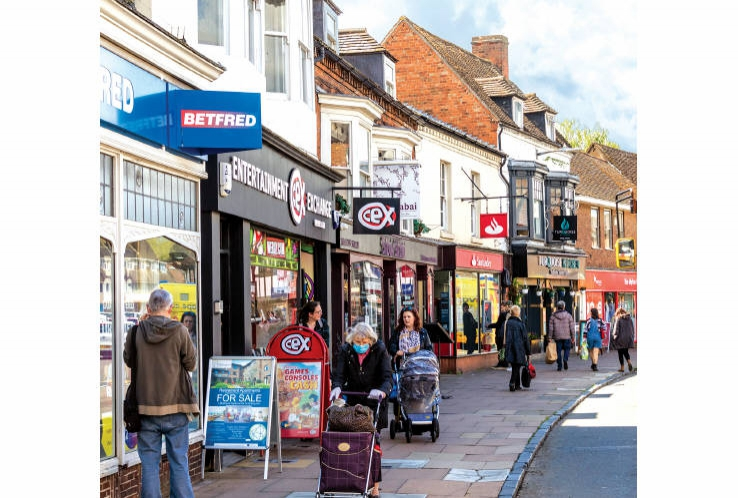 21 Wood Street<br>Stratford Upon Avon<br>Warwickshire<br>CV37 6JU