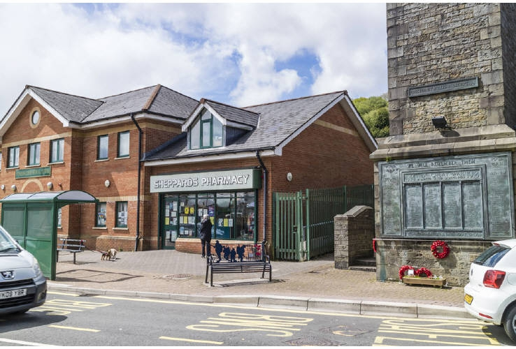 Sheppards Pharmacy, Penrhiwceiber Road, Penrhiwceiber, CF45 3SP