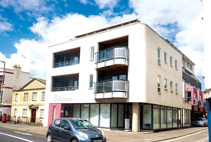 Pearson Professional Centre<br>The Coliseum, 18-20 Albion Street<br>Cheltenham<br>Gloucestershire<br>GL52 2LP