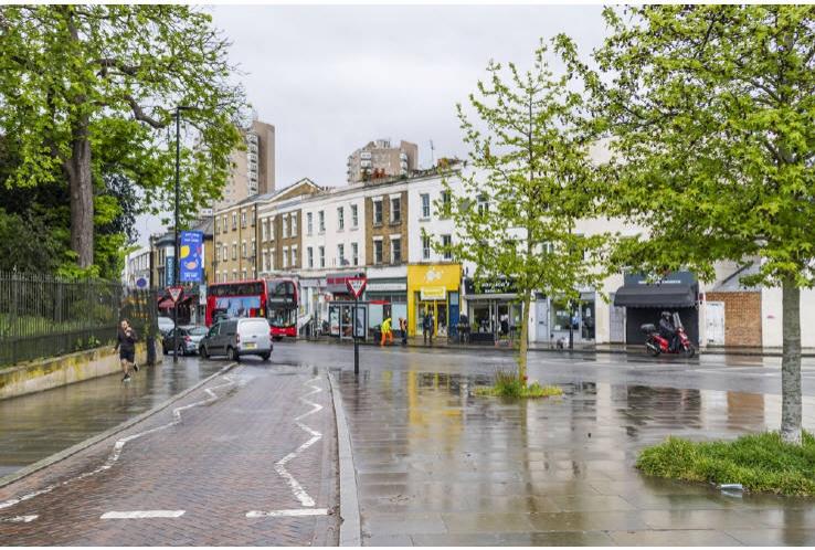145 Dulwich Road<br>Herne Hill<br>London<br>SE24 0NG