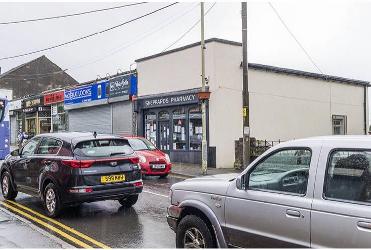 Sheppard's Pharmacy<br>30 Penybont Road<br>Pencoed<br>CF35 5RA