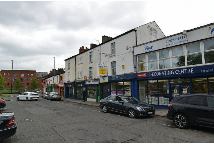 106/106a/108/108a Buttermarket Street<br>Warrington<br>Cheshire<br>WA1 2NZ