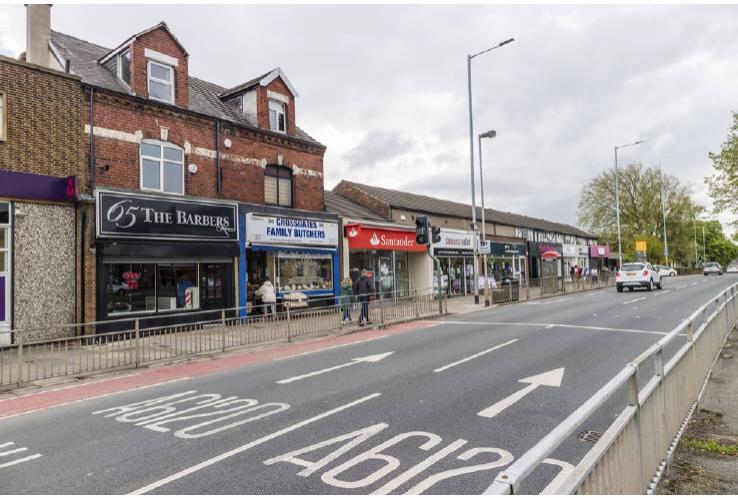 59/61 Station Road<br>Cross Gates<br>Leeds<br>West Yorkshire<br>LS15 8DT