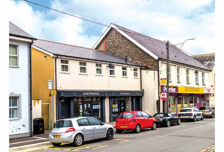Sheppard's Pharmacy, 5-7 John Street, Abercwmboi, CF44 6BL
