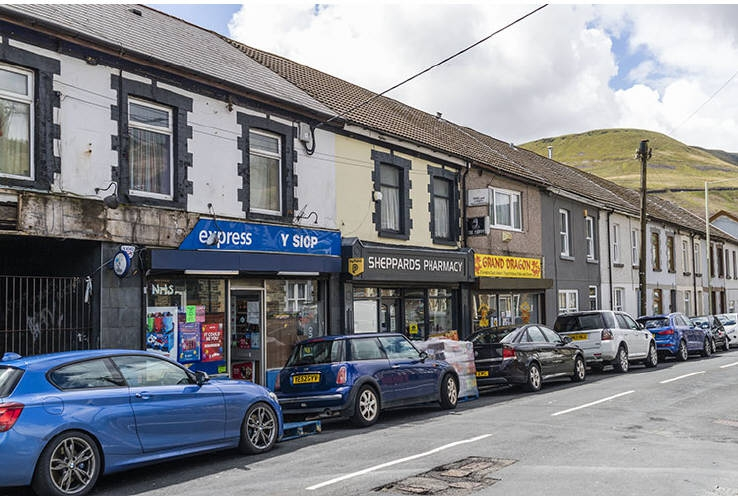 Sheppard's Pharmacy, 227 Park Road, Cwmparc, Treorchy, CF42 6LD