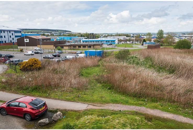 Land at Aberdeen Business Park<br>Dyce<br>Aberdeenshire<br>AB21 0BH