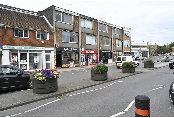 36-48 High Street & 1-4 Hale Way, Frimley, Surrey, GU16 7JF