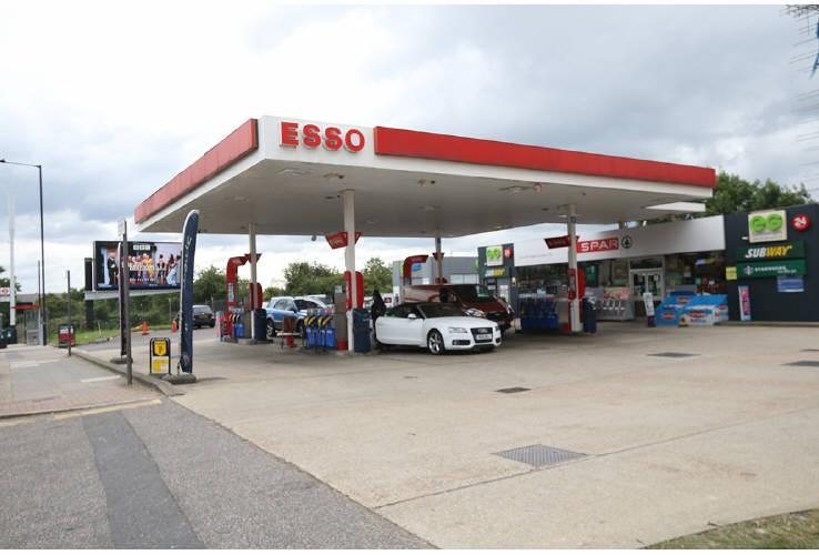 Petrol Filling Station, Dudden Hill Lane, London, NW10 1DE