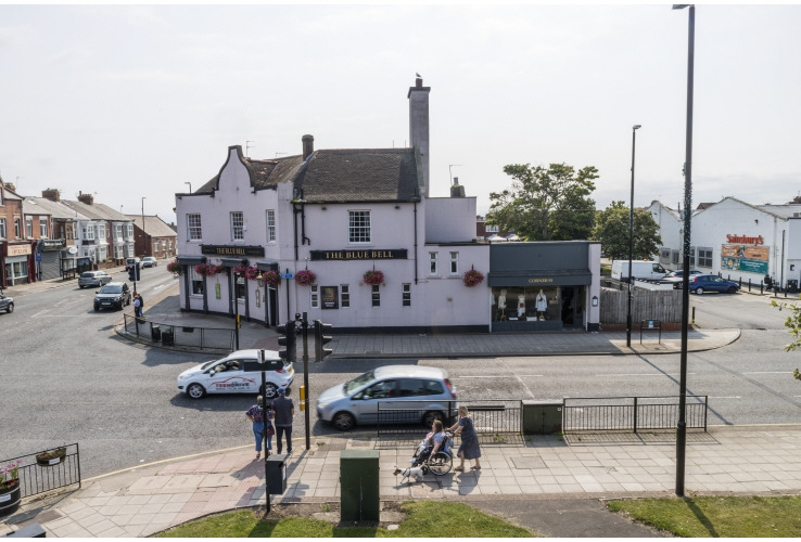 The Bluebell PH, Fulwell Road, Fulwell, Sunderland, Tyne and Wear, SR6 9AD