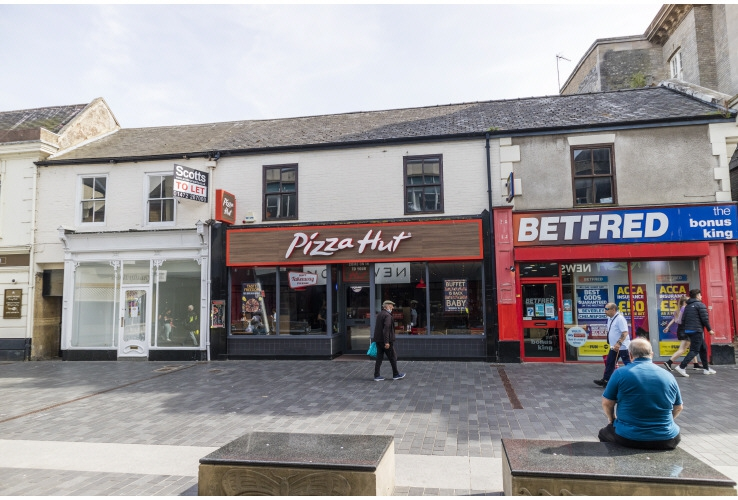 68/74 Victoria Street West, Grimsby, Lincolnshire, DN31 1BL
