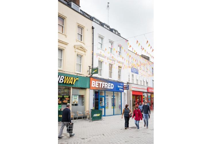 85 High Street, Cheltenham, Gloucestershire, GL50 1DU