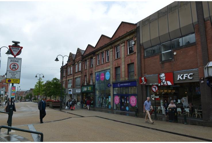 22 High Street, Oldham, Lancashire, OL1 1JA