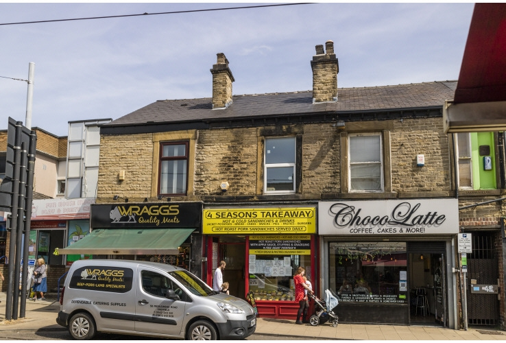 56 Middlewood Road, Sheffield, South Yorkshire, S6 4HA
