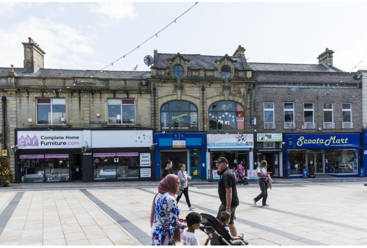 28 James Street, Burnley, Lancashire, BB11 1NQ