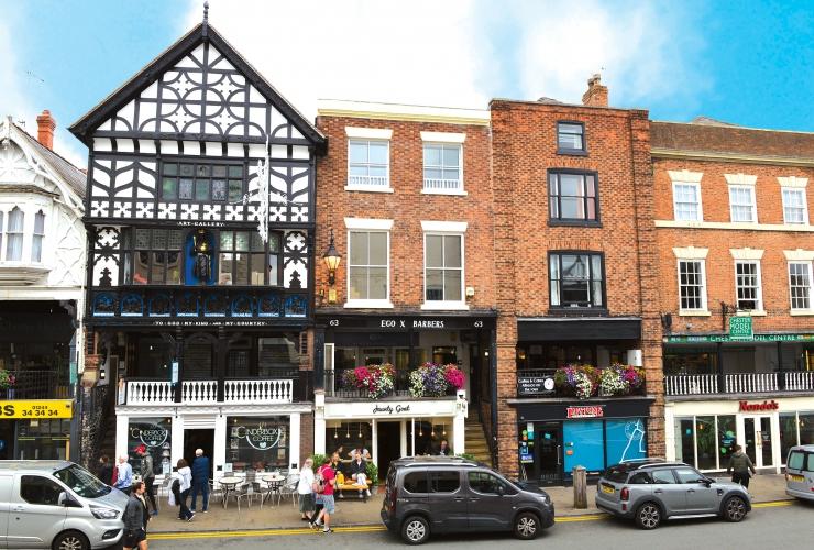 63-65 Bridge Street Row East, Chester, Cheshire, CH1 1NW