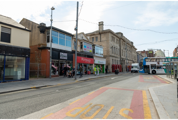 34 Abingdon Street, Blackpool, Lancashire, FY1 1DA