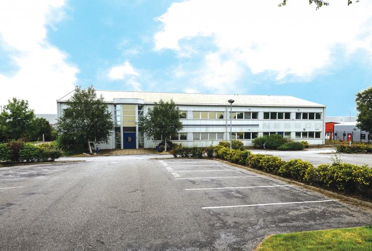 Emerson House, Kirkhill Drive, Dyce, Aberdeen, AB21 0EU